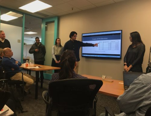 BTM Partners with High School STEM Program to Give Students Real-World Experience